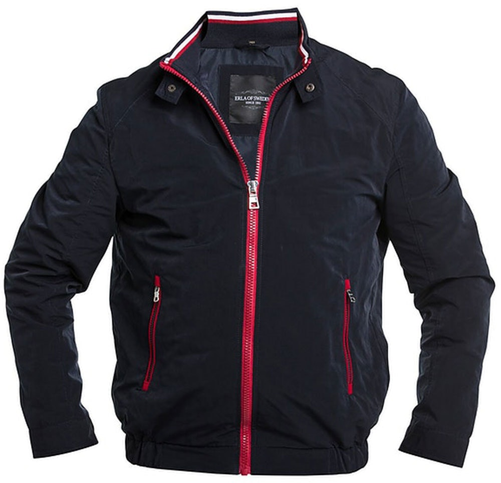 Erla of Sweden Lightweight Jacket Navy