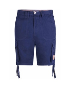 D555 Fletcher Cargo Shorts Navy