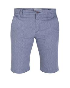 D555 Hardy Printed Stretch Shorts Blue