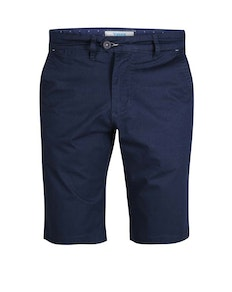 D555 Lopez Stretch Chino Shorts Navy