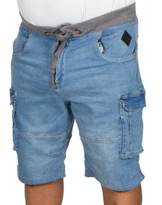 KAM Dito Denim Shorts Light Used