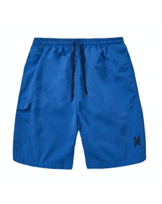 Side Pocket Swim Shorts Cobalt Blue