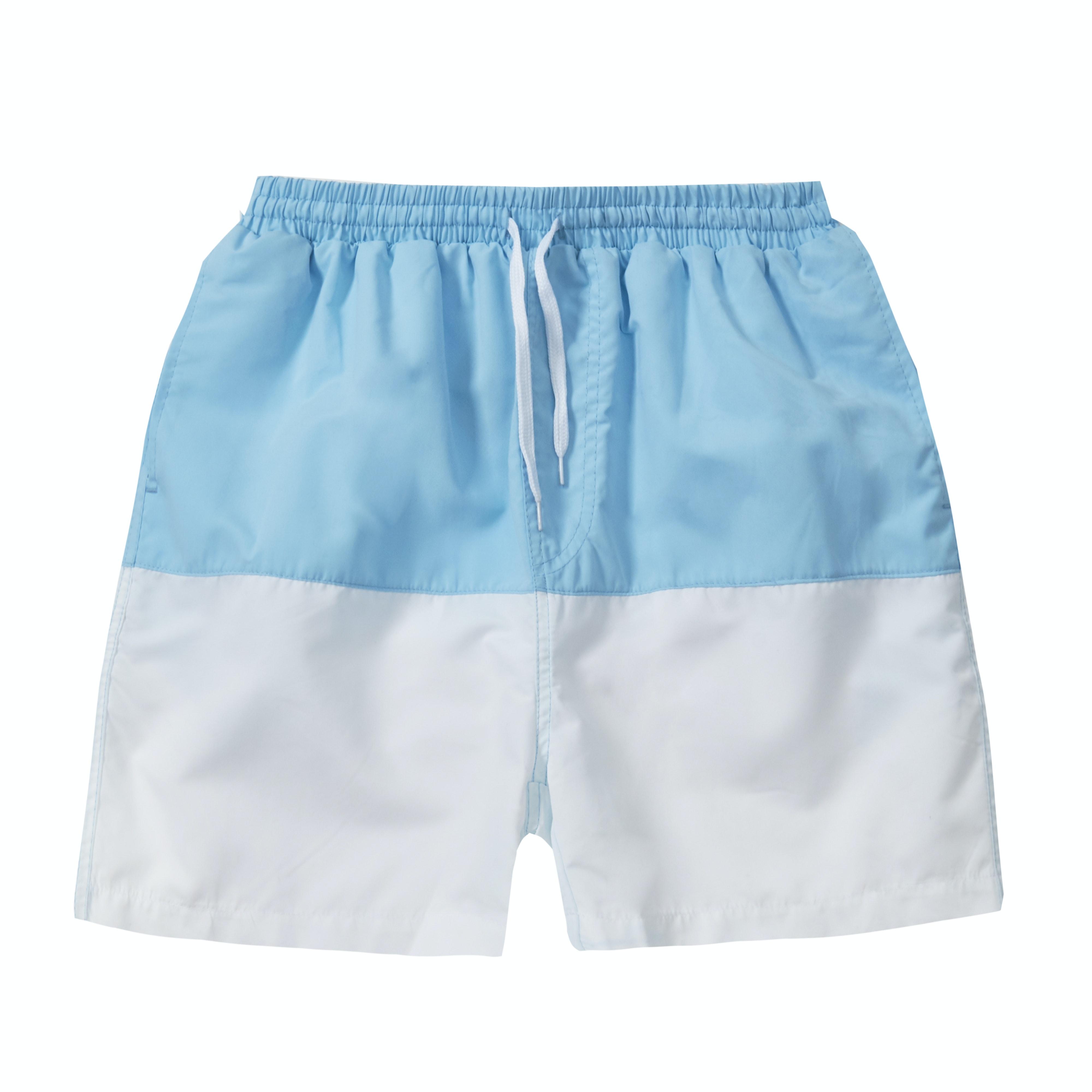 Baum Two Tone Swim Shorts Blue/White