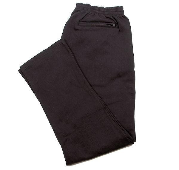 Kings Club Black Joggers
