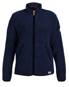 D555 Bawty Full Zip Fleece Navy