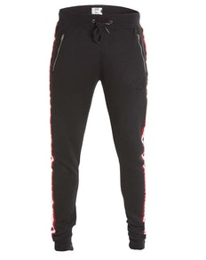D555 Virginia Couture Joggers Black