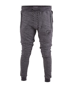 D555 Reese Jogger With Cut And Sew Panels Black