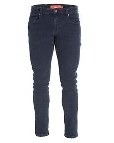 D555 Tadcaster Stretch Jeans Dark Navy