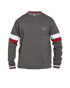 D555 Terrence Sweatshirt Charcoal