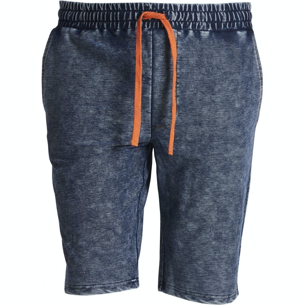 Replika Sweat Shorts Indigo