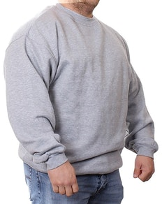 Absolute Apparel Sport Grey Sweater