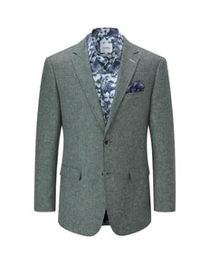 Skopes Lagasse Textured Blazer Fern