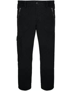Bigdude Action Trousers Black