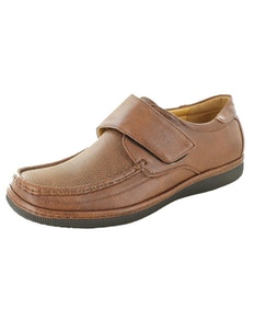 Dr Keller Albie Brown Leather Shoe
