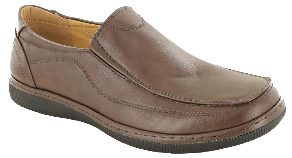 Dr Keller Andrew Brown Slip On Shoe