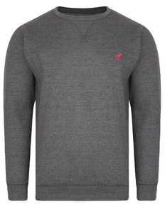 Bigdude Signature Jumper Charcoal