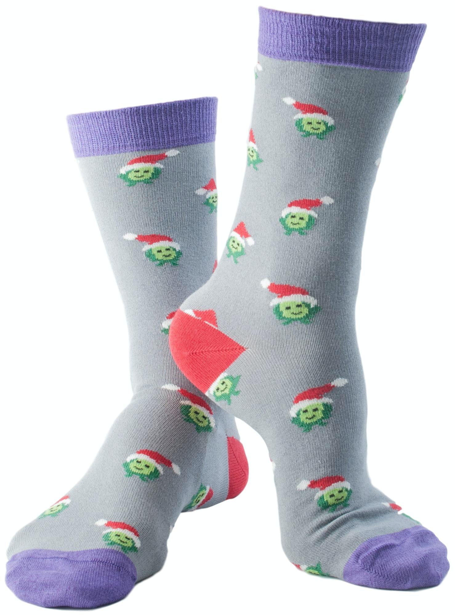 Doris & Dude Sprouts Socks
