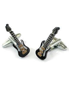 Sophos Electric Guitar Cufflinks