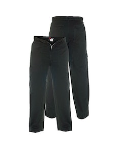 Duke Cargo Trousers Black
