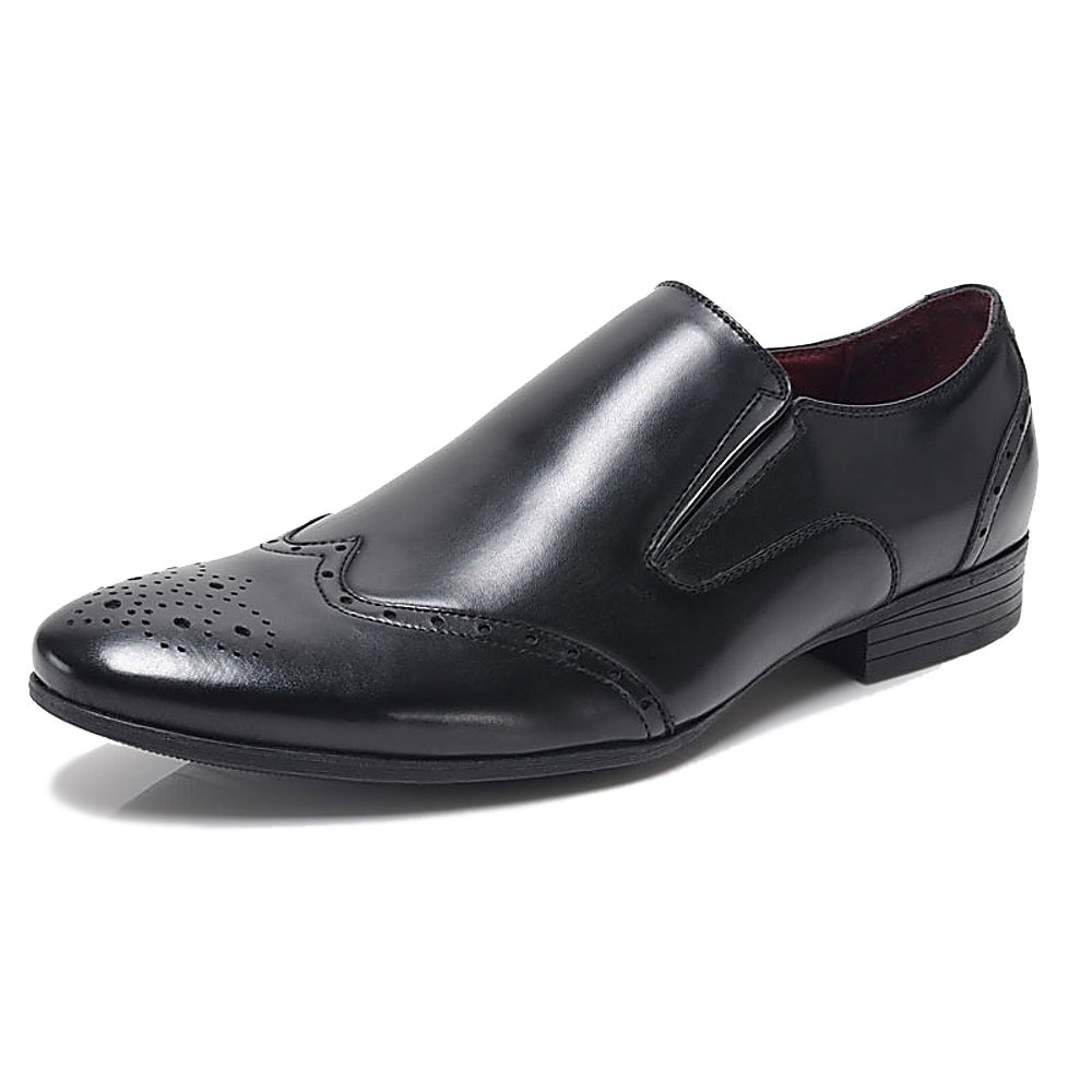 Roberto Giovanni Chadwick Shoe Black