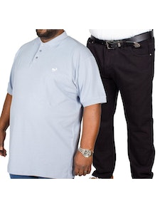 Bigdude Polo Shirt & Jeans Bundle 6