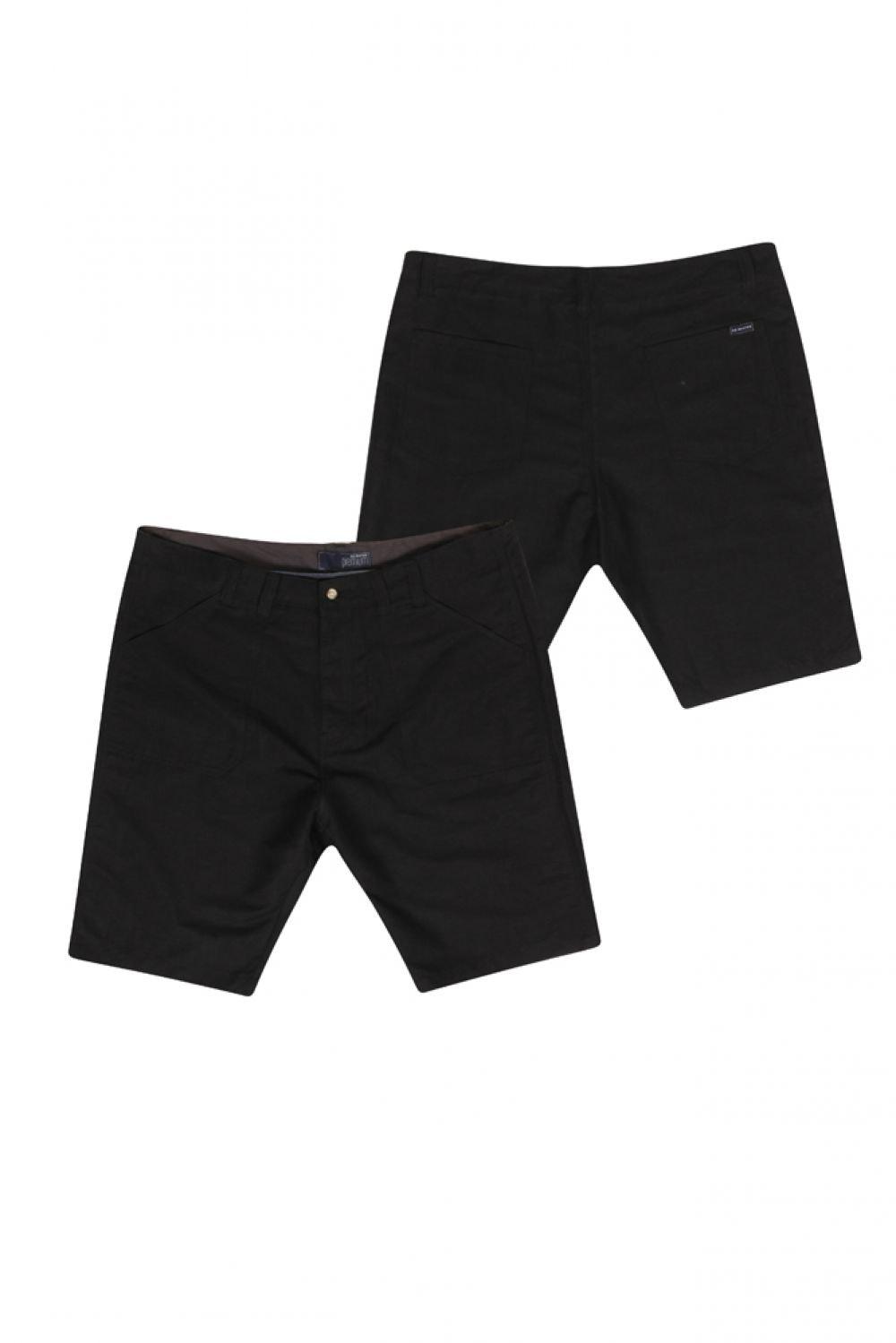 Ed Baxter Alba Linen Shorts