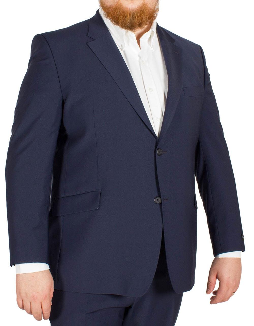 Hugo James Hazan Jacket Midnight Blue