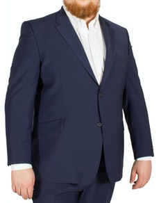 Hugo James Hazan Jacket Midnight Blue