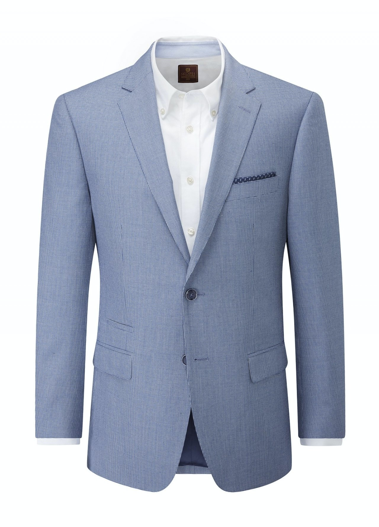 Skopes Emerson Blazer Light Blue