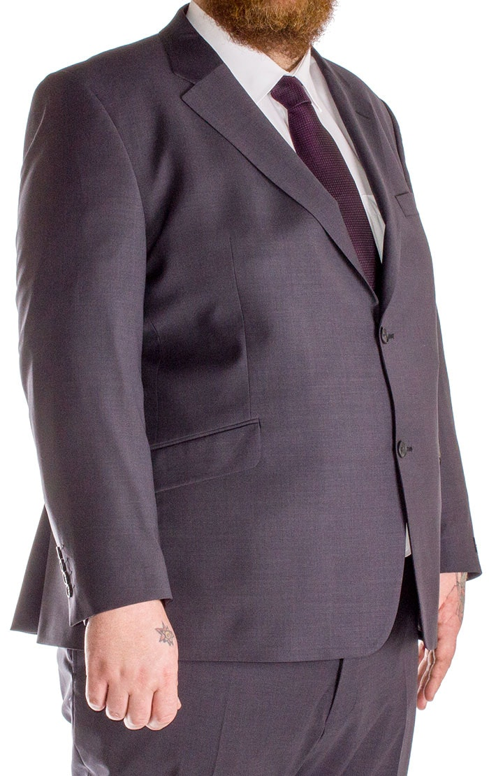 Hazan Jacket Charcoal