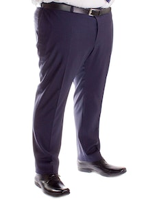 Hugo James Hazan Trousers Navy