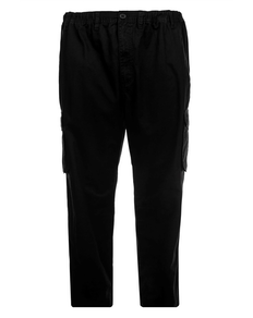 Espionage Cargo Trousers Black