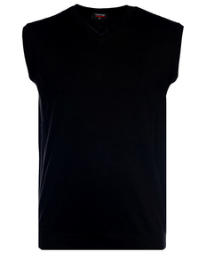 Espionage V-Neck Slipover Navy
