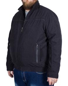 Saxon Mull Jacket Black