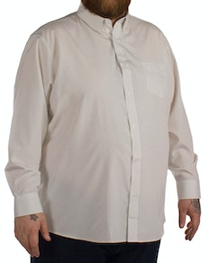 Carabou Check Long Sleeve Shirt Lemon