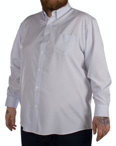 Carabou Classic Long Sleeve Shirt Blue