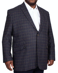 Tooting & Brow Smart Blazer Blue Check