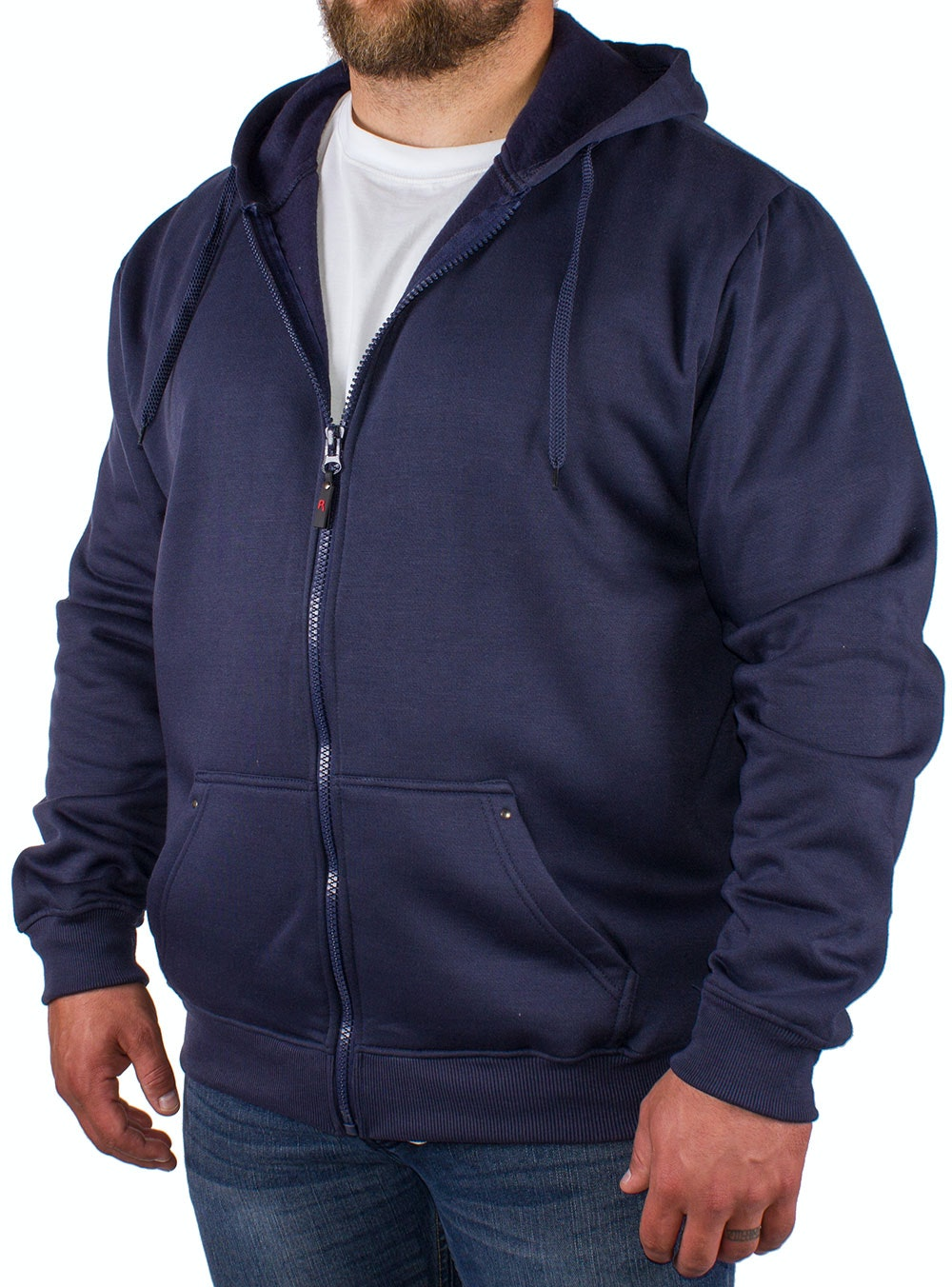 Duke Navy Hoody