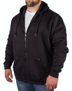 Duke Black Hooded Sweatshirt