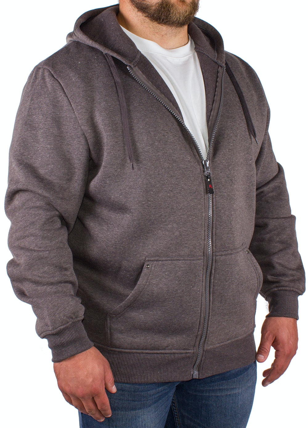 Duke Grey Hoody