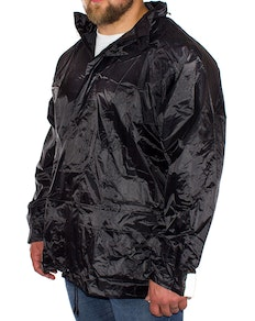 Baum Waterproof Jacket Black