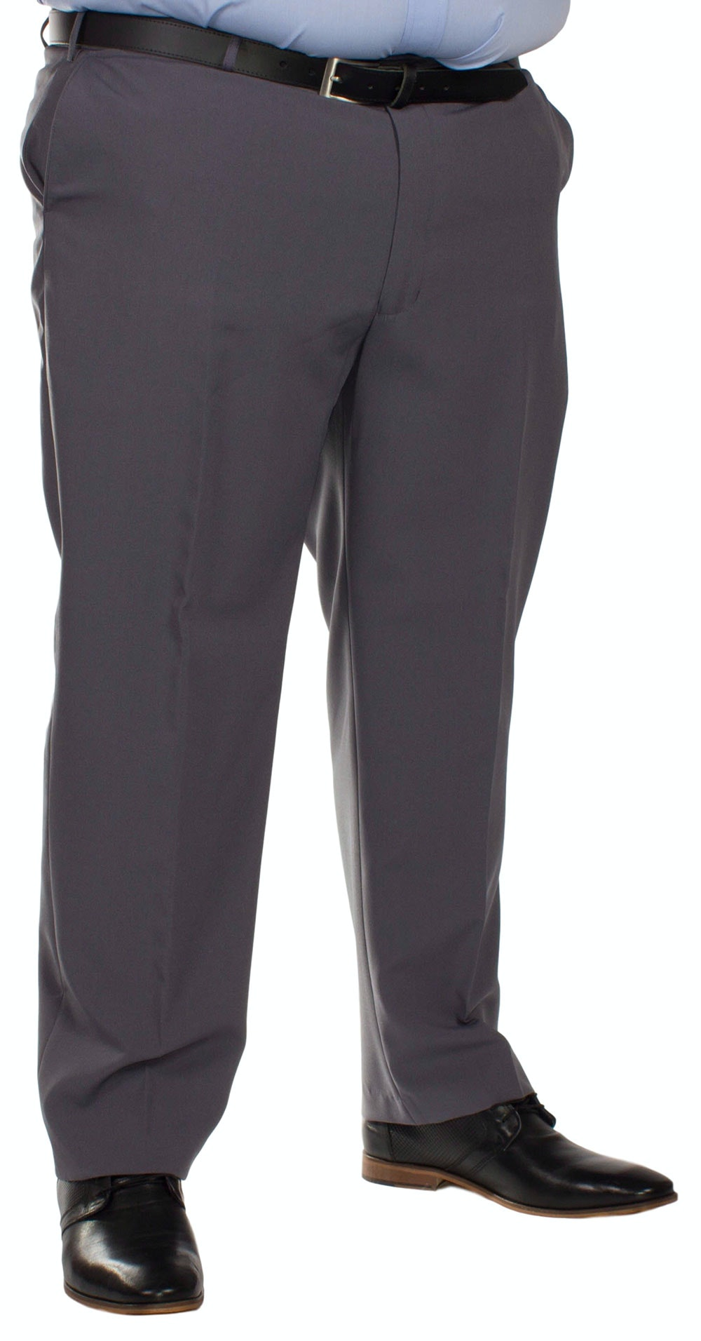 Carabou Panama Trousers Airforce Grey