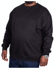 Bigdude Essentials Jumper Black Tall