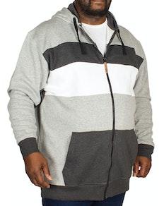 Kam Cut and Sew Hoody Grey