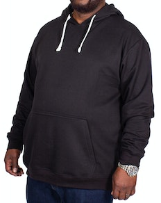 Bigdude Essentials Pullover Hoody Black Tall