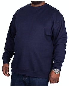 Bigdude Essentials Jumper Navy