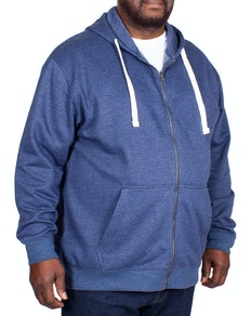 Bigdude Essentials Hoody Dark Denim Tall