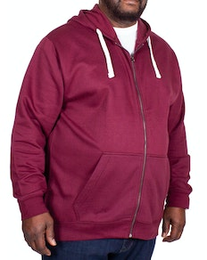 Bigdude Essentials Hoody Burgundy