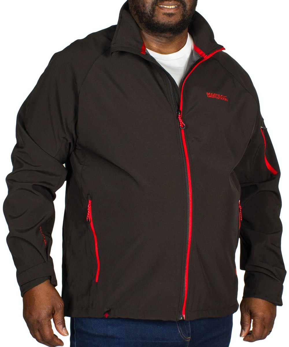 Regatta Nielson IV Jacket - Black