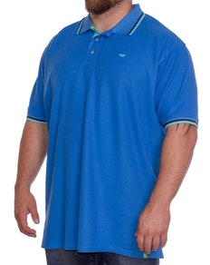 D555 Racer Polo Shirt